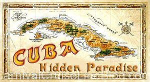 Cuba Map