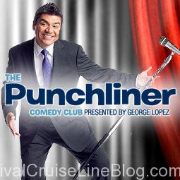 Carnival Cruise Line And George Lopez Part Ways - Punchliner comedy club