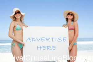 Advertise on CarnivalCruiseLineBlog.com