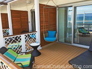 Carnival Vista S Havana Area Video Including Cabana And Bar