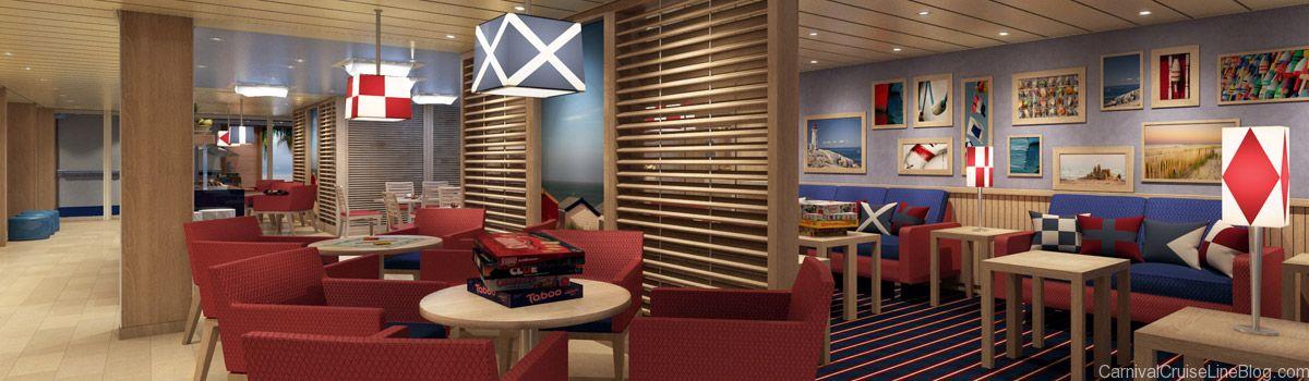 Carnival Family Harbor Lounge