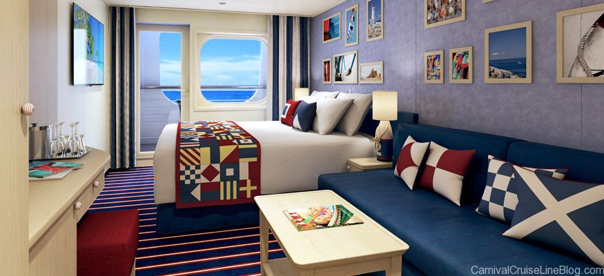 Carnival Vista Family Harbor Suites And Lounge